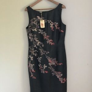 NWT Tommy Bahama 100%silk dress